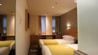 ナインツリーホテル明洞の部屋内画像