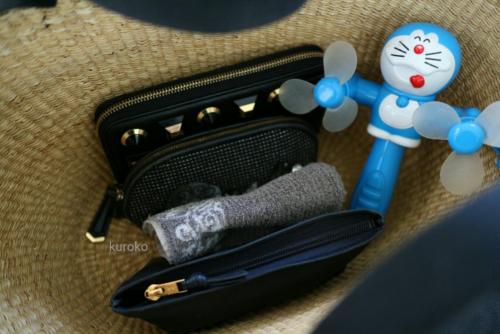韓国ソウルGO TO MALLで購入したハンディファン