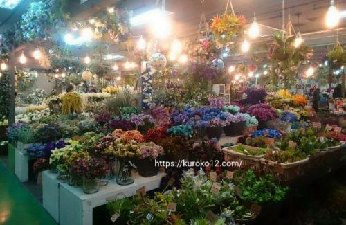 花市場の画像