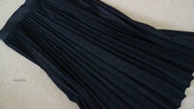 COEX MALLで購入したスカートの画像