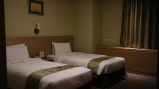 スカイパークセントラルホテル室内の画像