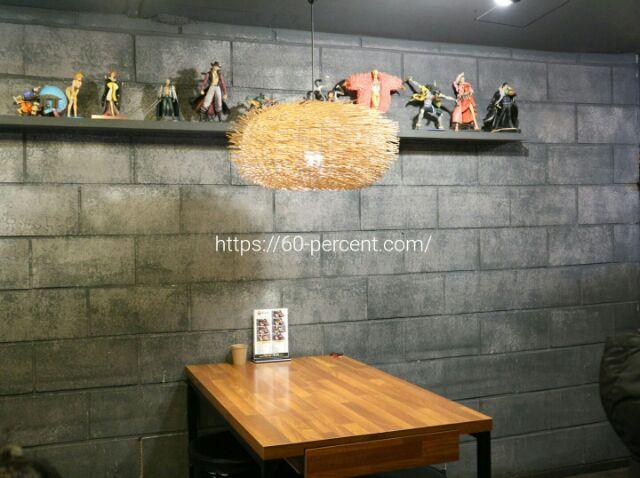 ムンスギミナリ食堂(弘大)の店内の画像