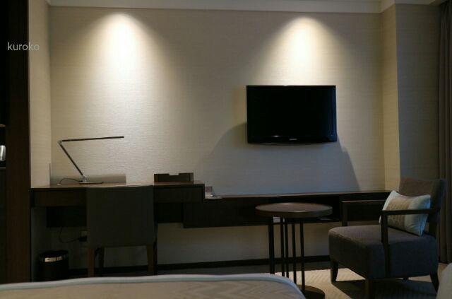 ロイヤルホテル・ソウルの室内