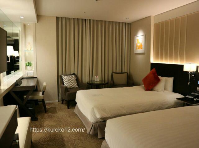 ソラリア西鉄ホテルソウルの室内